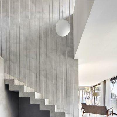 Microcemento sobre escaleras