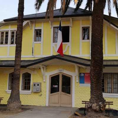 Restauración de escuela de la DIRECCION DEL TRABAJO
