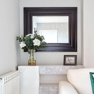 ¿Cómo colocar los espejos en cada habitación?