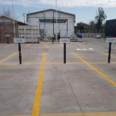 Demarcacion estacionamientos