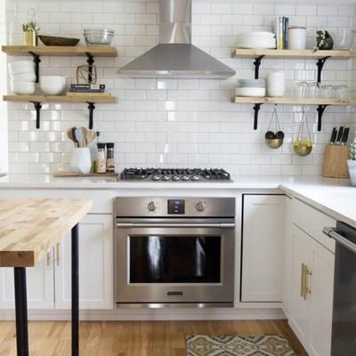 7 ideas que te inspirarán para amueblar tu cocina