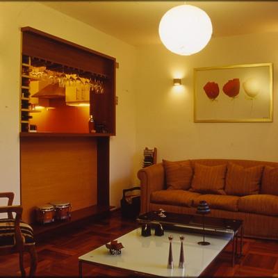 Remodelación y ampliación de vivienda existente (112 m2) - Casa Cristóbal Colón