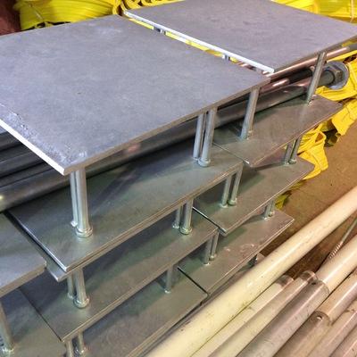 Suministro y fabricación de estructuras metálicas