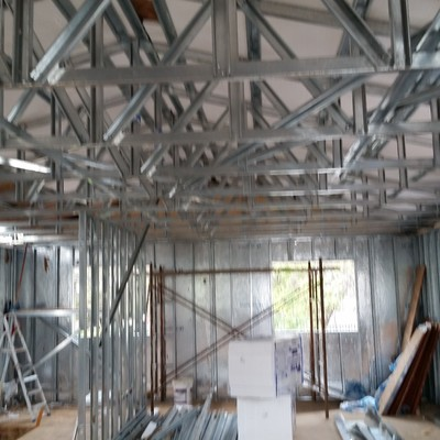 CONSTRUCCION DE UN SEGUNDO PISO Y REMODELACION DEL PRIMER PISO