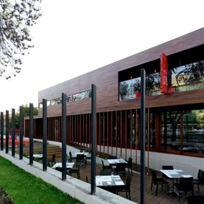 Construccion Resturant Cumaru, Nueva Costanera , Vitacura