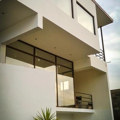 Una casa que combinó la modernidad y lo acogedor