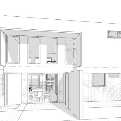 Proyecto Casa Pampa Nueva