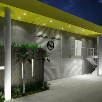 Proyecto industrial y oficinas La Marquezina