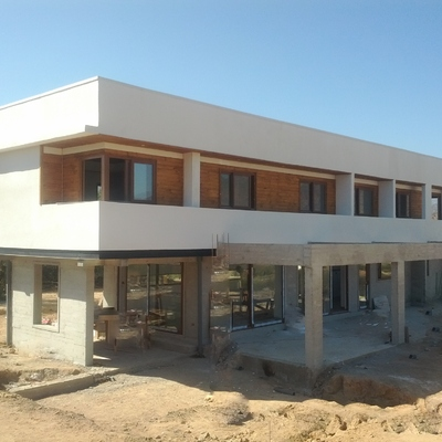 Proyecto Estilo Mediterráneo - Casa Chaji