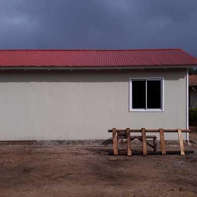 Ampliación Casa de Veraneo.