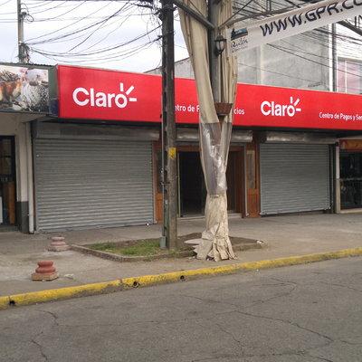 Habilitación Punto de Venta Claro Chile, en Puerto Varas