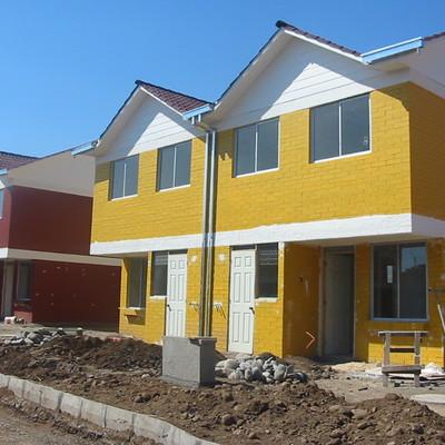Condominio de 20 viviendas pareadas en 2 pisos