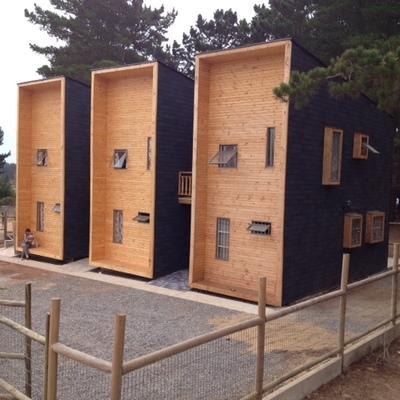 Proyecto de Arquitectura - Cabañas Los Arrayanes