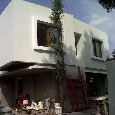 Remodelación Casa Antigua - Casa Ausonia