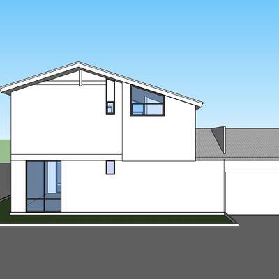 Ampliación-Remodelación Casa Barría, Macul