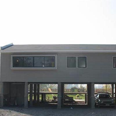 Construcción Casa Habitación Sector Chada, Paine