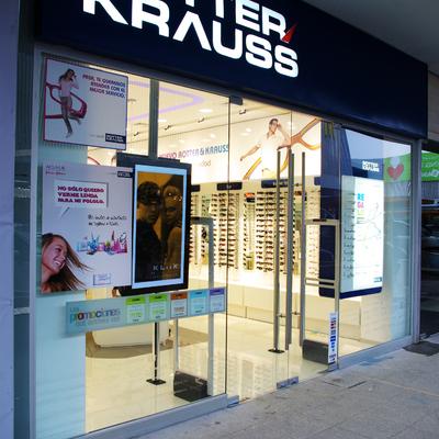 Diseño Locales Rotter y Krauss