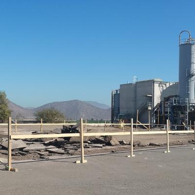 Construcción de Bodega con alto estándar - LA FARFANA