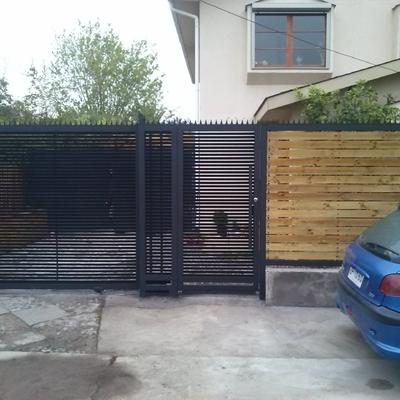 Cambio de reja exterior - calle 8 norte, Macul -