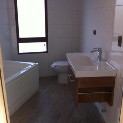 Baño segundo piso