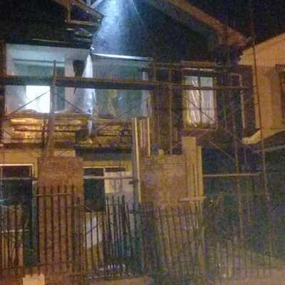 remodelación  casa en maipú