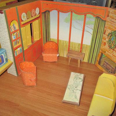 La evolución de las casas de Barbie