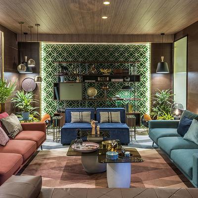 Las tendencias decorativas en Casa FOA Chile 2017