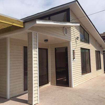 Rehabilitación y remodelación casa Algarrobo