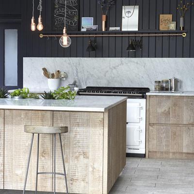 Cómo remodelar tu cocina sin quitar los azulejos