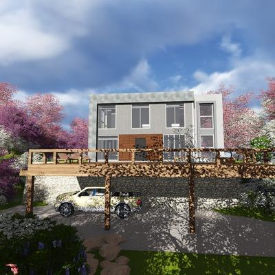Proyecto Casa - VISTA HERMOSA