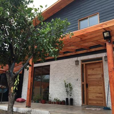 Remodelación de vivienda San Bernardo