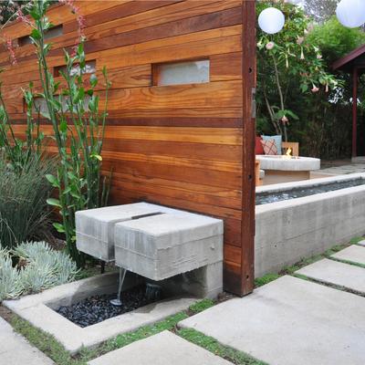 Fuentes decorativas: un oasis en tu terraza o jardín