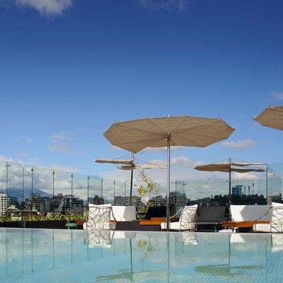 Habilitacion Terraza Hotel Noi , Vitacura