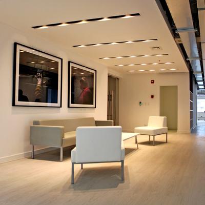 Diseño - Oficinas de empresa eléctrica