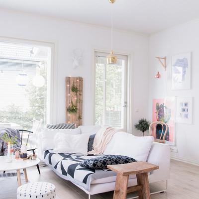 ¿Cómo elegir el piso perfecto para una casa pequeña?