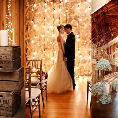 Inspirate y decora tu boda con estilo rústico