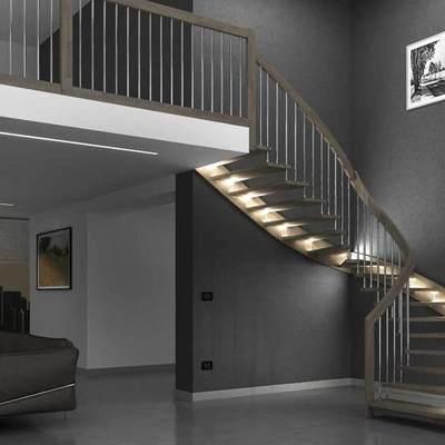 iluminacin escalera