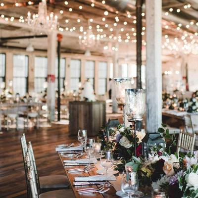 iluminación salón boda