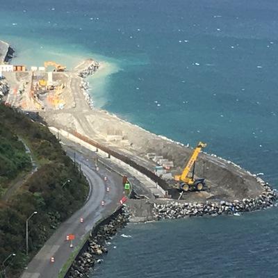 Ampliación de ruta 7 rio puelche- pelluco, puerto montt