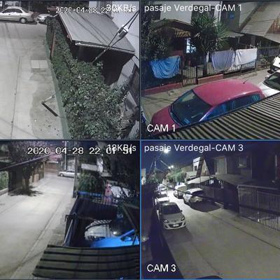 INSTALACION DE SISTEMA DE SEGURIDA CCTV