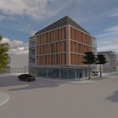 Edificios de oficinas en Coyhaique