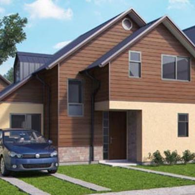 Proyecto de Arquitectura Casa Notro