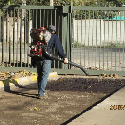 Instalación de pavimento asfáltico - Acerone