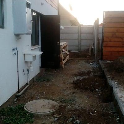 Ampliacion casa sector bicentenario