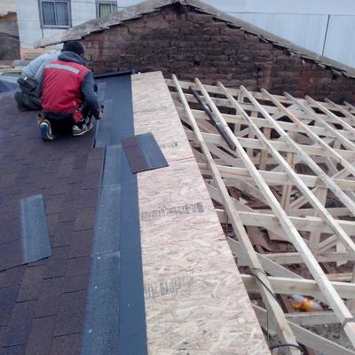Renovación Techumbre Casa Valparaíso