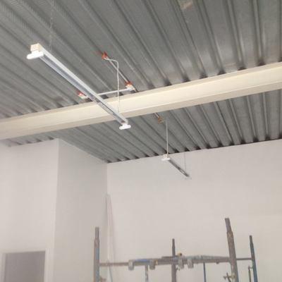 Instalación luminaria