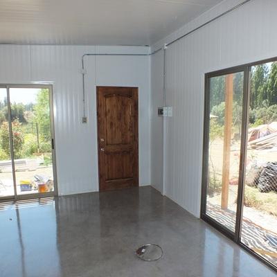 Interior Casa Pirque