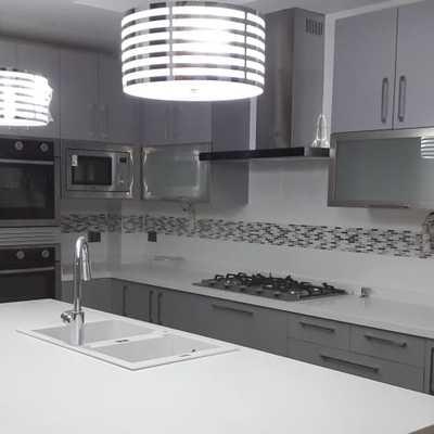 Cocina aluminio, Lo Barnechea