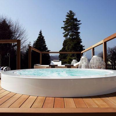 Ideas y fotos de patio y jard n para inspirarte p gina 5 - Jacuzzi para exteriores ...