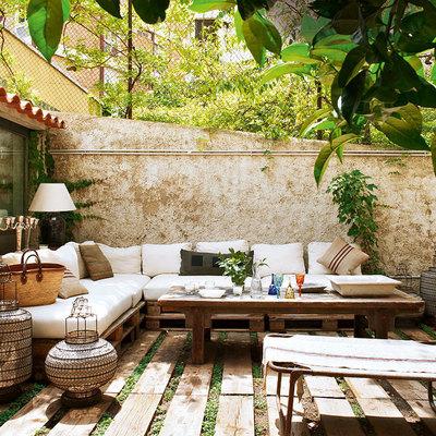 Los 20 patios más lindos del verano